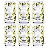 [Japan Import] [Pack of 6] Extremely Rare & Popular, Ryoma (龍馬) 0.00% Non Alcoholic NA Malt Beverage Beer (Lemon) 龍馬レモン ノンアルコール - 11.8 Fl Oz