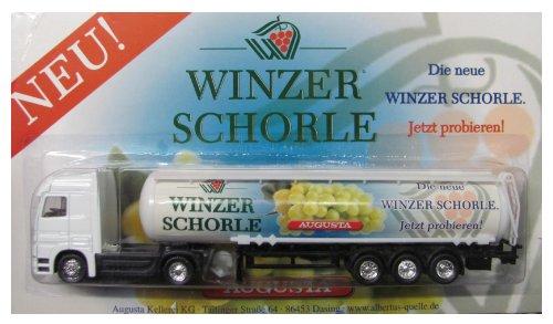 Augusta Nr.04 - Winzer Schorle - MB Actros - Sattelzug mit Tankauflieger