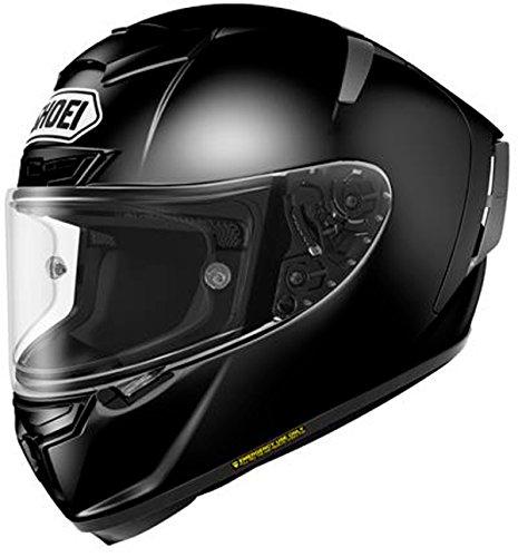 ショウエイ(SHOEI) バイクヘルメット フルフェイス X-Fourteen ブラック M (頭囲 57cm~58cm)