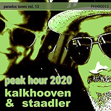 Paradox Tunes, Vol. 13, Peak Hour 2020
