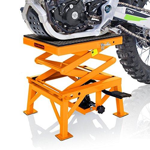 ConStands - Hubständer Hydraulisch Moto-Cross XL Orange