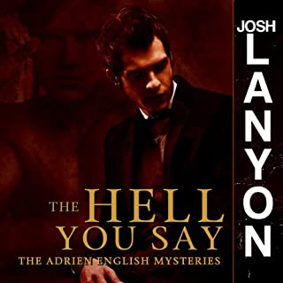 The Hell You Say audiobook cover art