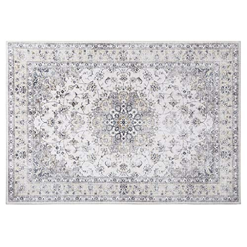 New CarPet Persian, Soft on The Bedside of The Living Room Bedroom (Color : Multi-Colored-1)
