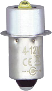 LudoPam Conversion Upgrade LED Bulb for 3 4 5 6 Cell C/D Maglite Flashlight