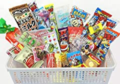 """DAGASHI"" are Japanese candies and snacks in single-served packing. ""DAGASHI"" are perfect for sharing with family, friends, coworkers and etc. One of the great options for birthday , Christmas, Valentine's Day gift and many more. Eat Fun!! The select..."