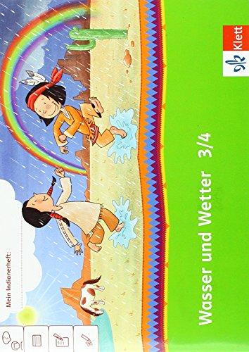 Wasser und Wetter 3/4: Übungsheft Klasse 3/4 (Mein Anoki-Übungsheft)