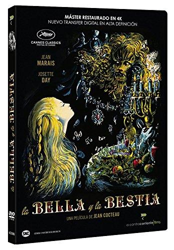 La Bella y la Bestia (1946) [DVD]