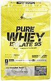 Olimp Sport Nutrition Pure Whey Isolate 95, Burro di arachidi - 600 gr...