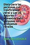 Dieta para las personas con insuficiencia renal y Los 20 mejores alimentos para personas con problemas renales