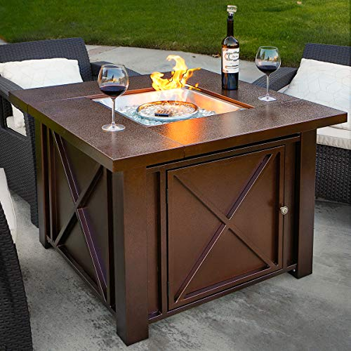 XtremepowerUS Premium Outdoor Patio Heaters LPG...