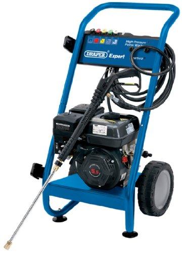 Draper Expert 77593 5.5-Horsepower Petrol Pressure Washer