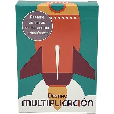 WHEE! Destino MULTIPLICACIÓN - Juego para memorizar Las Tablas de multiplicación rápidamente