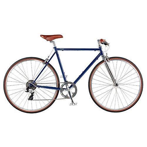 RITEWAY クロスバイク スタイルス グロスネイビー 550mm B075K7X94W 1枚目