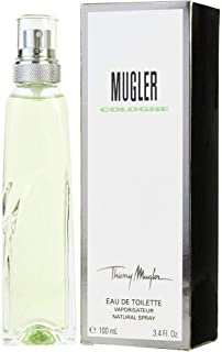 Thierry Mugler Cologne By Thierry Mugler For Men And Women. Eau De Toilette Spray 3.4-Ounces