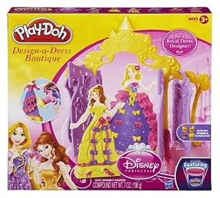Play-Doh Disney Princess Design-a-Dress Boutique Set (B00ECCVQZA)   Amazon price tracker / tracking, Amazon price history charts, Amazon price watches, Amazon price drop alerts