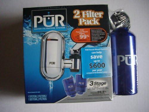 Top 10 Best pur faucet mount water filter Reviews