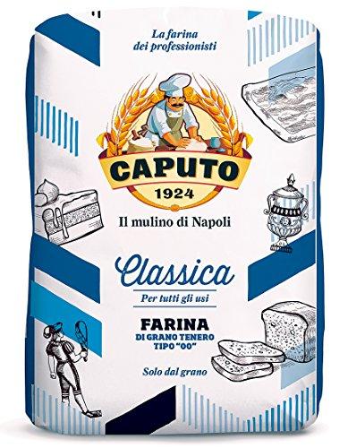 Harina Caputo - Blu Trigo 00 Kg. 1