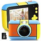 Jonzoo® Kids Digital Camera, 2.4 Inch HD Screen 1080P Kid Selfie Camera, Rechargeable