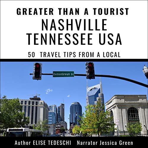 Greater than a Tourist: Nashville Tennessee, USA Titelbild