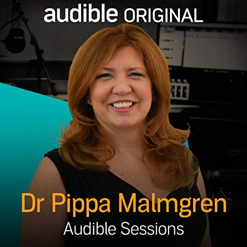 FREE: Audible Sessions with Pippa Malmgren cover art