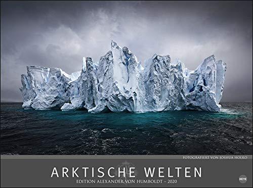 Arktische Welten - Edition Alexander von Humboldt. Wandkalender 2020. Monatskalendarium. Spiralbindung. Format 78 x 58 cm - Partnerlink