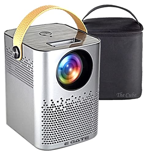 """Egate C9 Cube HD 720p & 1080p Support 