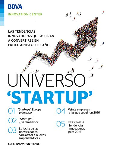 Ebook: Universo 'startups' (Fintech Series by Innovation Edge) (Spanish Edition)
