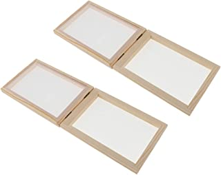 deckle and mould frame