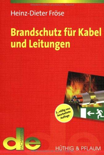 Brandschutz für Kabel und Leitungen (de-Fachwissen)