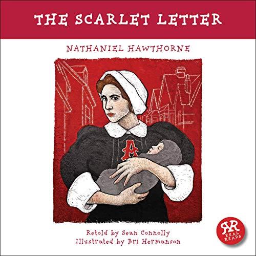 The Scarlet Letter cover art