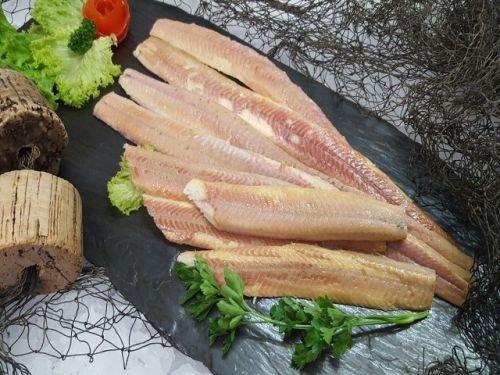 Räucheraalfilet Aalfilet (Ohne Haut) Gesamtgewicht 200g