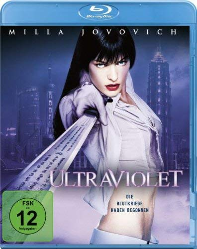 Ultraviolet [Blu-ray] [Import allemand]