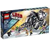 LEGO Movie 70815 Super Secret Police Dropship Building Set (Discontinued by Manufacturer)