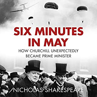 Six Minutes in May cover art