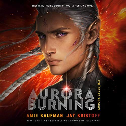 Page de couverture de Aurora Burning
