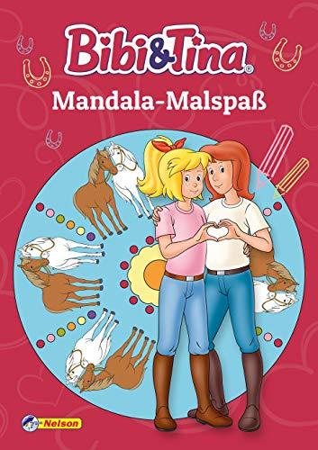 Bibi und Tina: Mandala-Malspaß (Bibi & Tina)