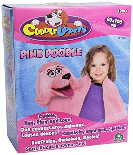 Wdk Partner - A1302690 - Poupée - Vêtement - Couverture D'Animaux - Cuddle Pet - (Modèle aléatoire)