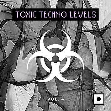 Toxic Techno Levels, Vol. 4