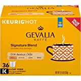 Gevalia Mild Signature Blend Keurig K Cup Coffee Pods (36 Count)