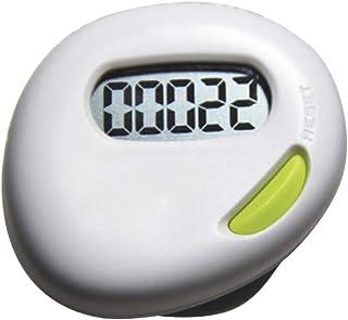 1 pedômetro em forma de coração da Vicassky para contadores de passos, rastreadores de atividades físicas portáteis para h...