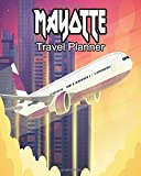 Mayotte Travel Planner: Travelers Journal and Diary Composition Notebook
