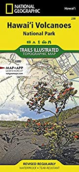 Hawaii Volcanoes National Park  National Geographic Trails Illustrated Map 230
