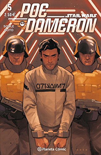 Star Wars Poe Dameron nº 05 (Star Wars: Cómics Grapa Marvel)