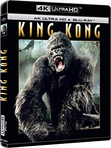 King-Kong 4K [Blu-ray] [4K Ultra HD + Blu-ray]