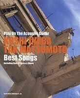 見やすく簡単!! アコギで歌おう 稲葉浩志・松本孝弘 ベストソングス アルバム「MAGIC」までのベスト曲を収載。