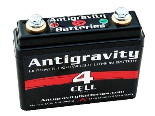 ANTIGRAVITY アンチグラビティ AG401 4セル 13V 0.45kg 超小型 超軽量 高耐久性 高出力 次世代 リチウム イオン バッテリー プロに人気!!