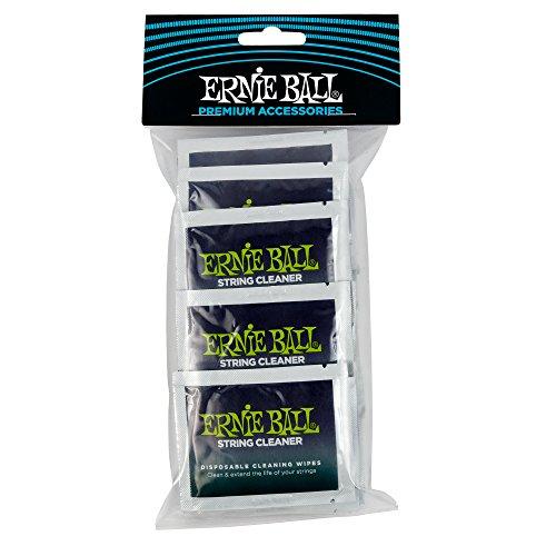 Ernie Ball Wonder Wipes String Cleaner, 20 Pack