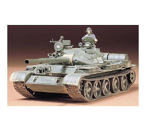 Tamiya - Russian T-62A Tank Tamiya, 1:35 (TAM35108)