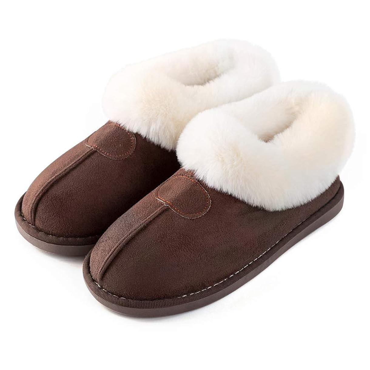 パスブランド以下KAKNG あったか ルームシューズ スリッパ 内履き?外履き兼用 冬用 滑り止め 防寒