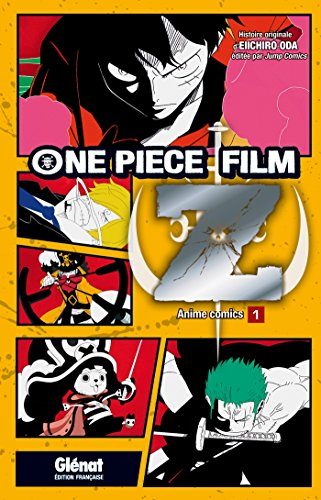 One Piece Anime comics - Z - Tome 01